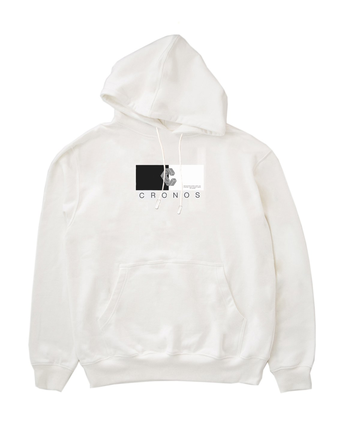<img class='new_mark_img1' src='https://img.shop-pro.jp/img/new/icons55.gif' style='border:none;display:inline;margin:0px;padding:0px;width:auto;' />CRONOS HALF COLOR HOODY 【WHITE】