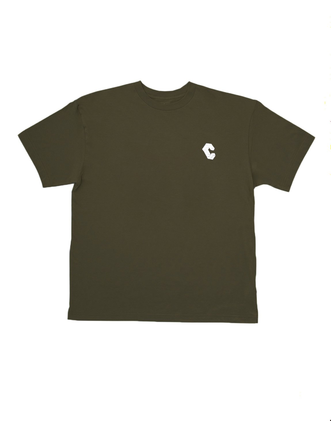 <img class='new_mark_img1' src='https://img.shop-pro.jp/img/new/icons55.gif' style='border:none;display:inline;margin:0px;padding:0px;width:auto;' />CRNS NEW BACK BIG  LOGO T-SHIRTS【OLIVE&KHAKI】