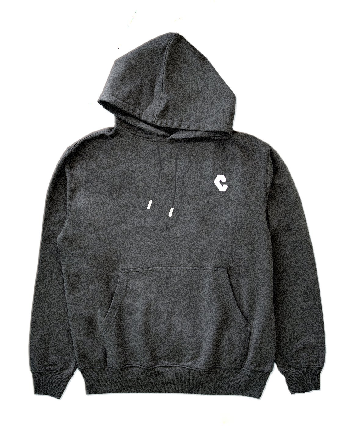 CRNS  BACK BIG LOGO HOODY【D.GRAY】