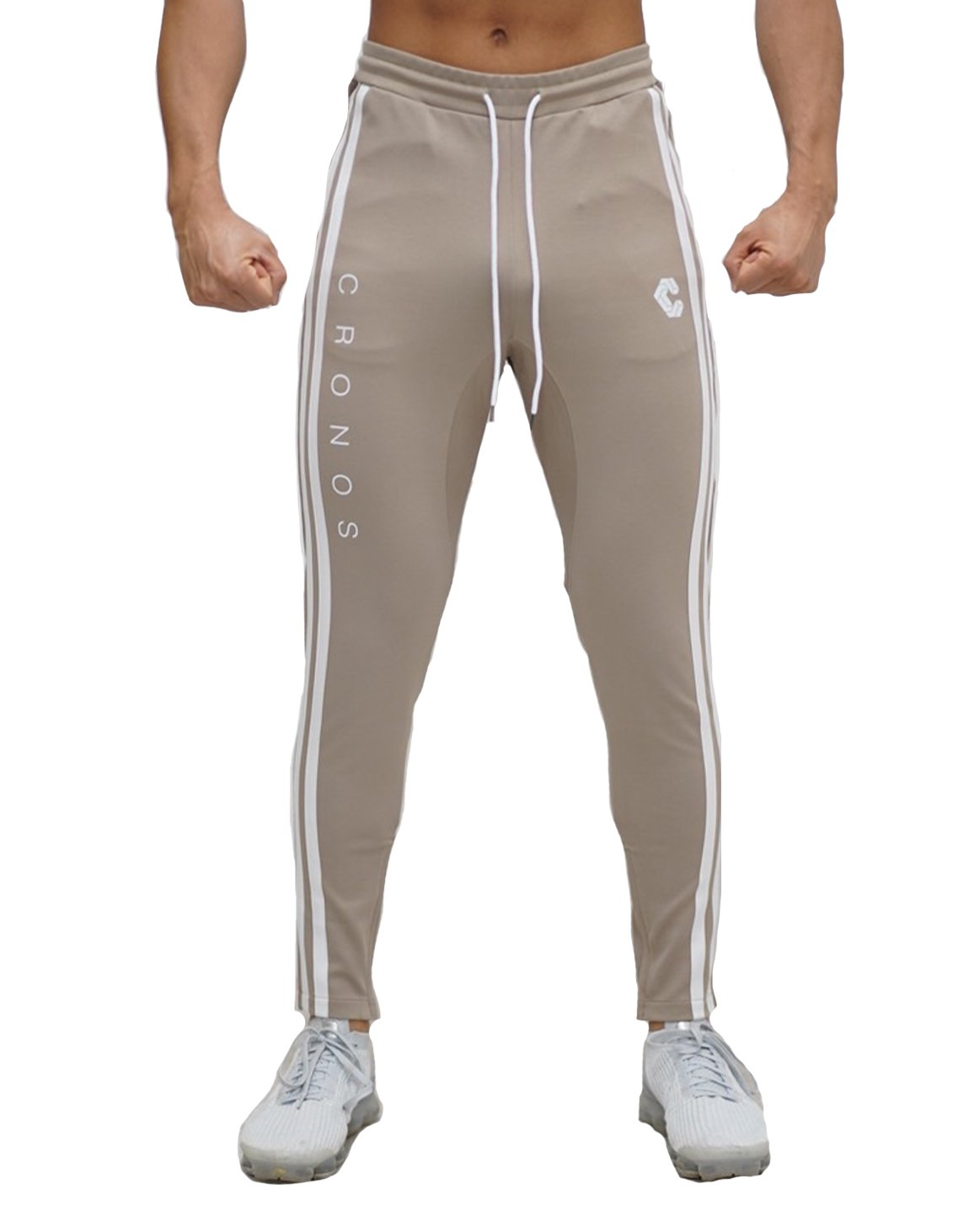 <img class='new_mark_img1' src='https://img.shop-pro.jp/img/new/icons1.gif' style='border:none;display:inline;margin:0px;padding:0px;width:auto;' />MODE SIDE 2STRIPE PANTS 【BEIGE】