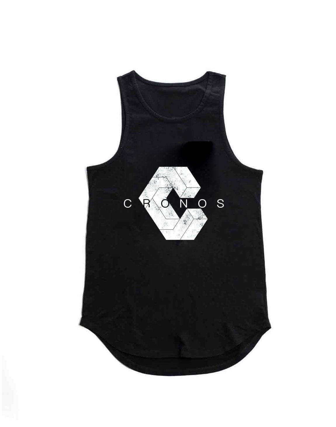 <img class='new_mark_img1' src='https://img.shop-pro.jp/img/new/icons1.gif' style='border:none;display:inline;margin:0px;padding:0px;width:auto;' />CRONOS NEW LOGO TANK TOP 【BLACK】