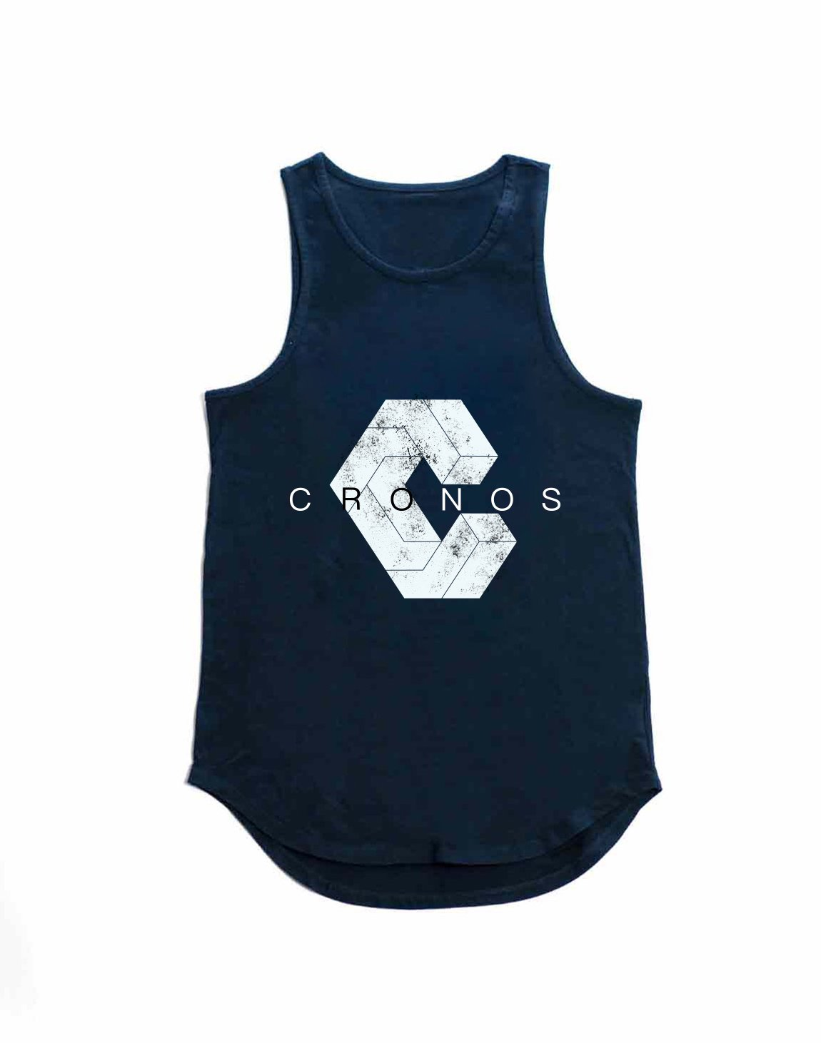 <img class='new_mark_img1' src='https://img.shop-pro.jp/img/new/icons1.gif' style='border:none;display:inline;margin:0px;padding:0px;width:auto;' />CRONOS NEW LOGO TANK TOP 【NAVY】