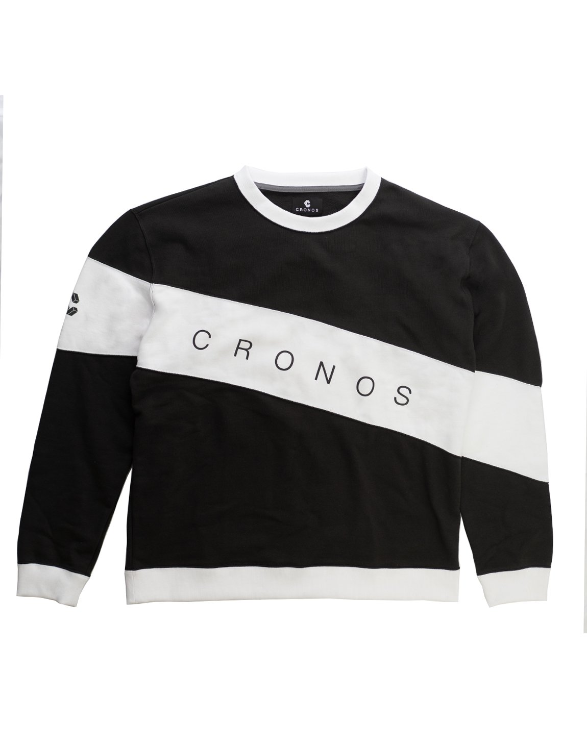 <img class='new_mark_img1' src='https://img.shop-pro.jp/img/new/icons1.gif' style='border:none;display:inline;margin:0px;padding:0px;width:auto;' />CRONOS FRONT THICK LINE TRAINER【BLACK】
