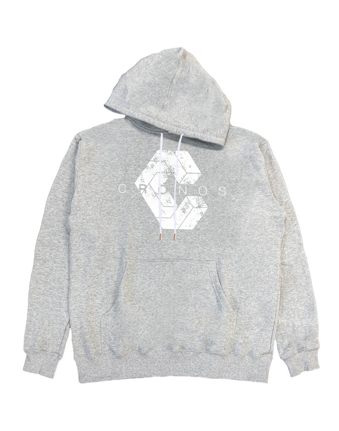 <img class='new_mark_img1' src='https://img.shop-pro.jp/img/new/icons1.gif' style='border:none;display:inline;margin:0px;padding:0px;width:auto;' />CRONOS BIG LOGO HOODY【GRAY】