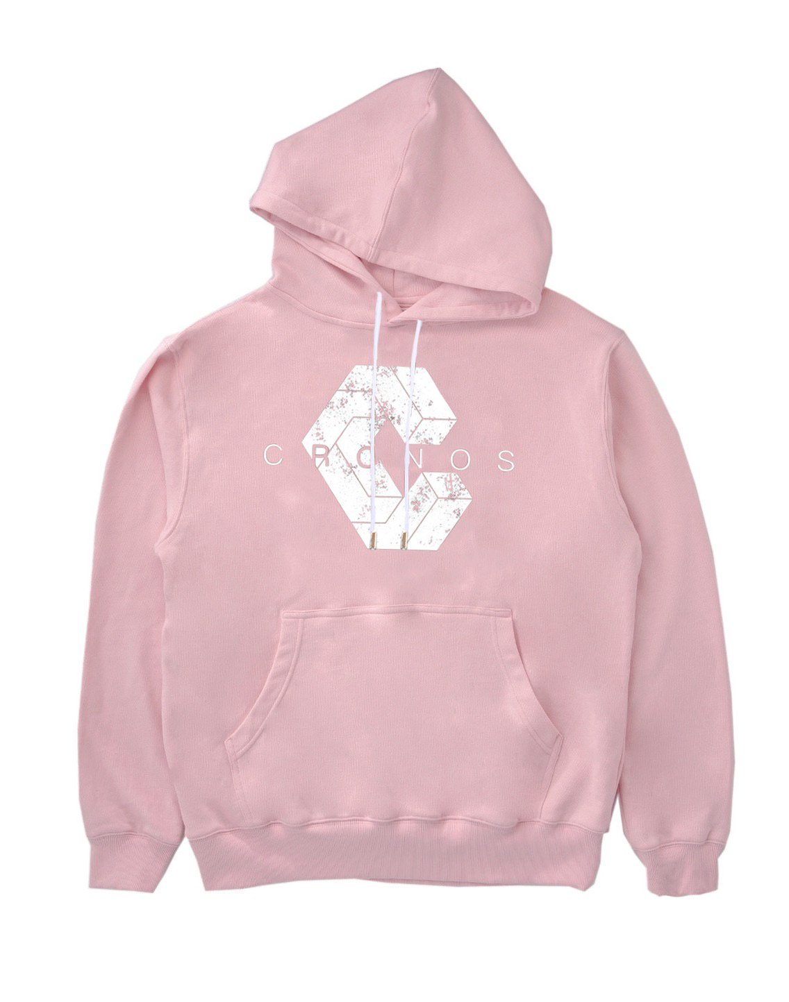 <img class='new_mark_img1' src='https://img.shop-pro.jp/img/new/icons1.gif' style='border:none;display:inline;margin:0px;padding:0px;width:auto;' />CRONOS BIG LOGO HOODY【PINK】
