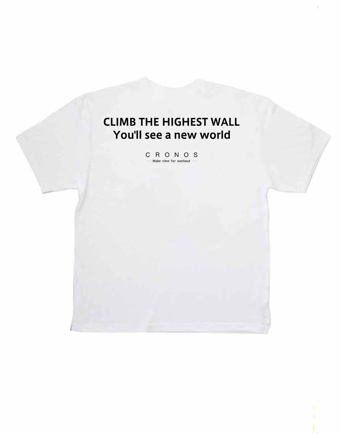 <img class='new_mark_img1' src='https://img.shop-pro.jp/img/new/icons1.gif' style='border:none;display:inline;margin:0px;padding:0px;width:auto;' />CRONOS  COVID-19 Charity T-SHIRT【WHITE】