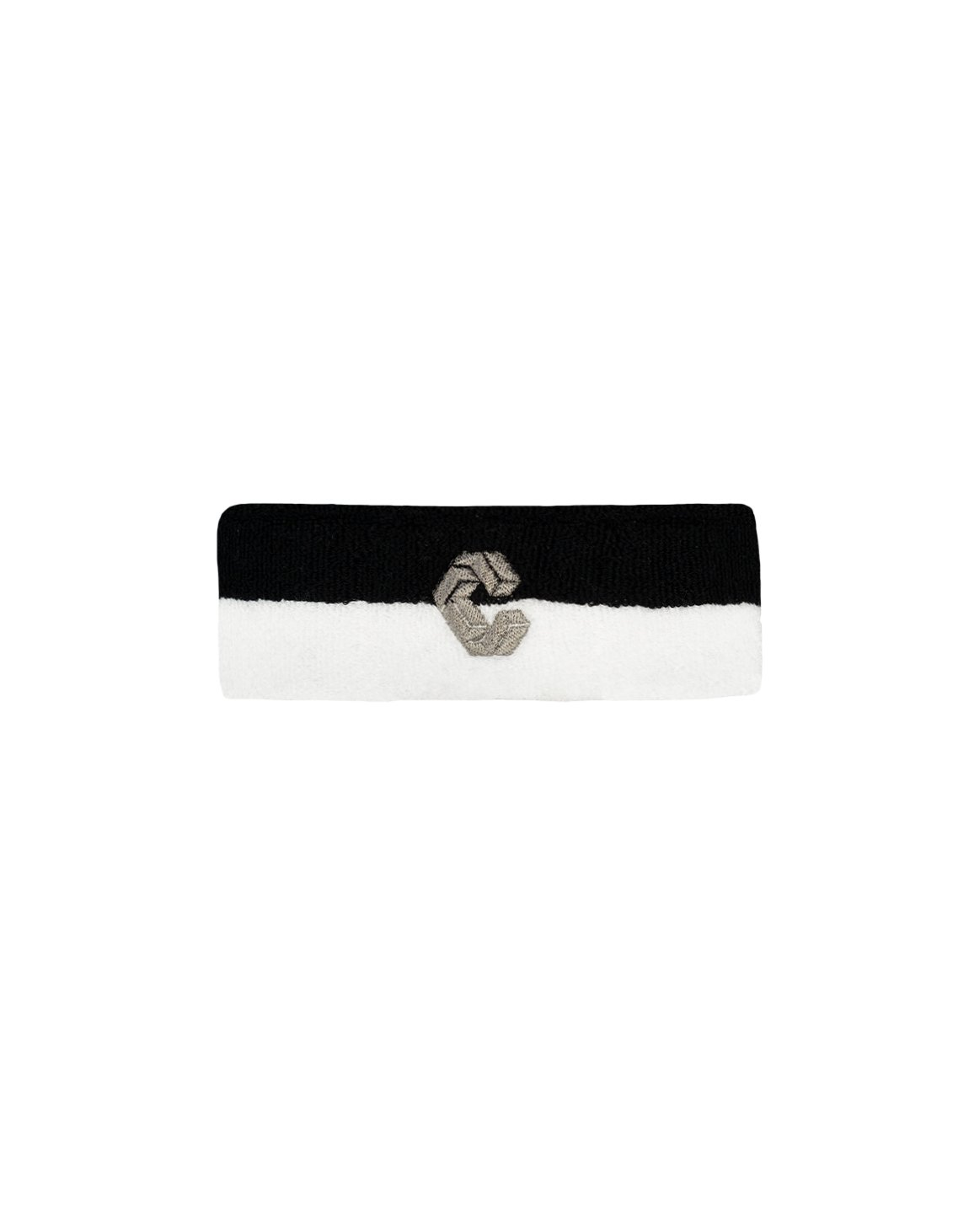 <img class='new_mark_img1' src='https://img.shop-pro.jp/img/new/icons1.gif' style='border:none;display:inline;margin:0px;padding:0px;width:auto;' />CRONOS BI-COLOR HEAD BAND【BLACK×WHITE】