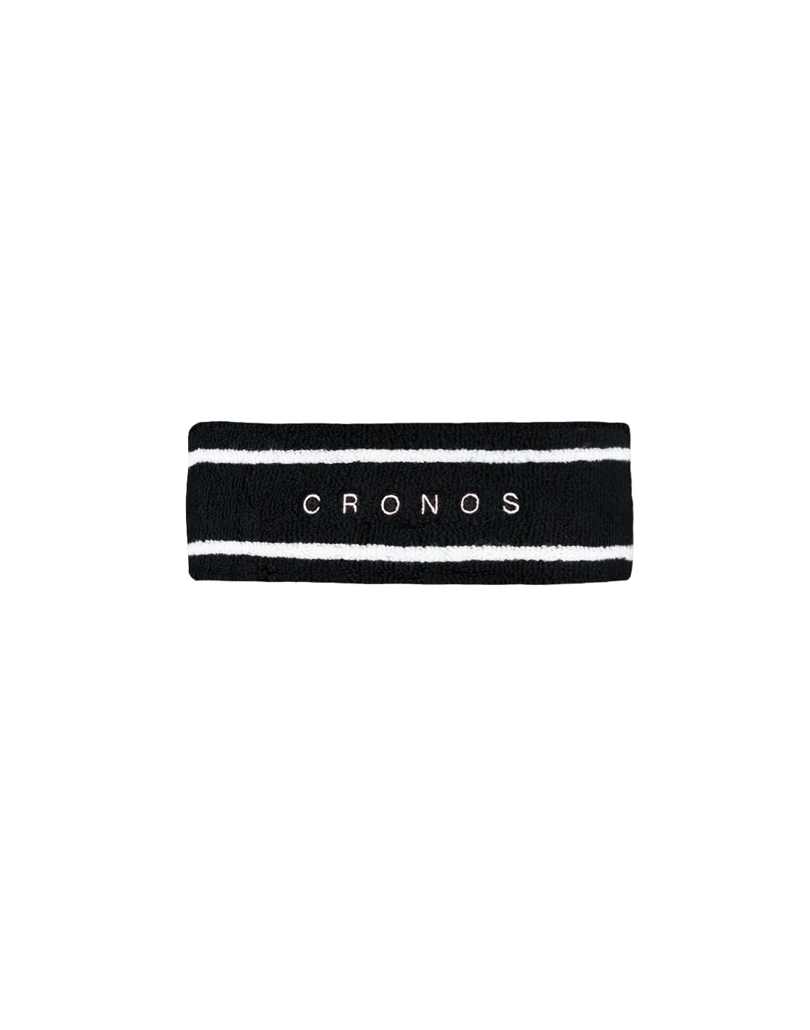 <img class='new_mark_img1' src='https://img.shop-pro.jp/img/new/icons1.gif' style='border:none;display:inline;margin:0px;padding:0px;width:auto;' />CRONOS HEAD BAND【BLACK】