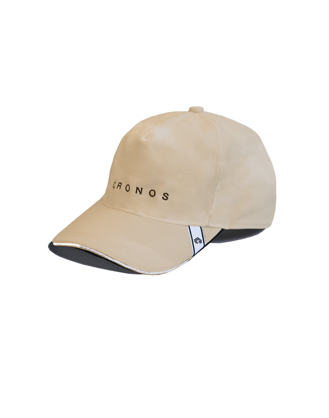 CRONOS FONT LOGO CAP【BEIGE】