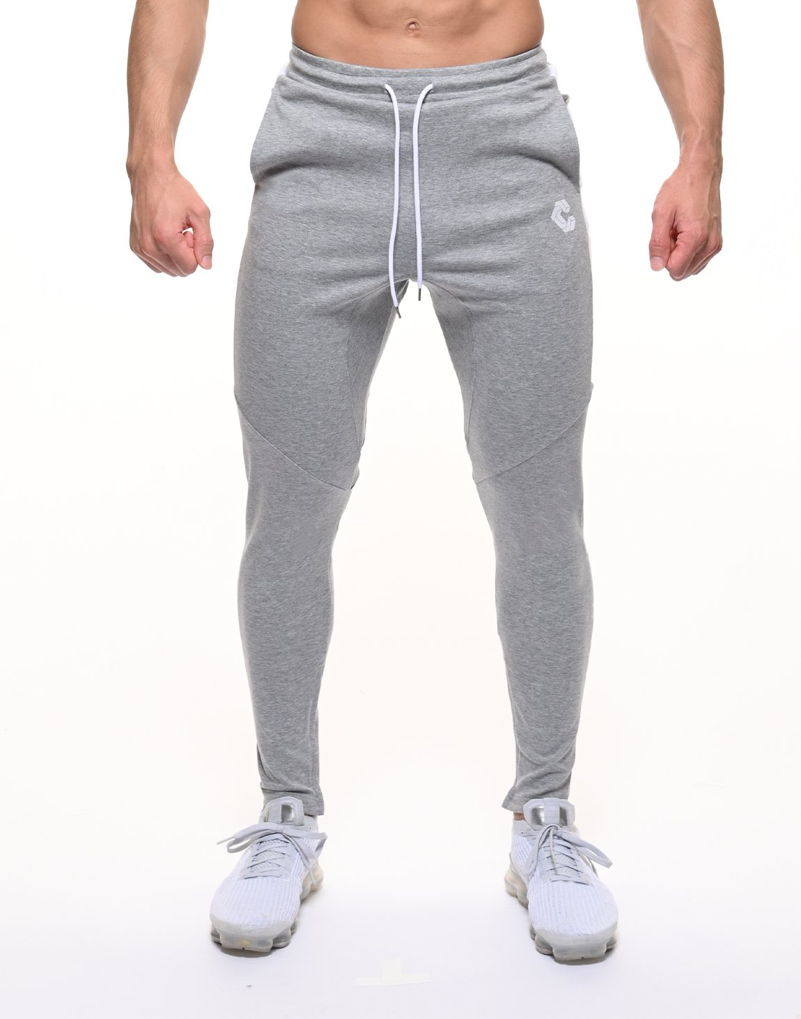 <img class='new_mark_img1' src='https://img.shop-pro.jp/img/new/icons1.gif' style='border:none;display:inline;margin:0px;padding:0px;width:auto;' />CRONOS HALF LINE PANTS【GRAY】
