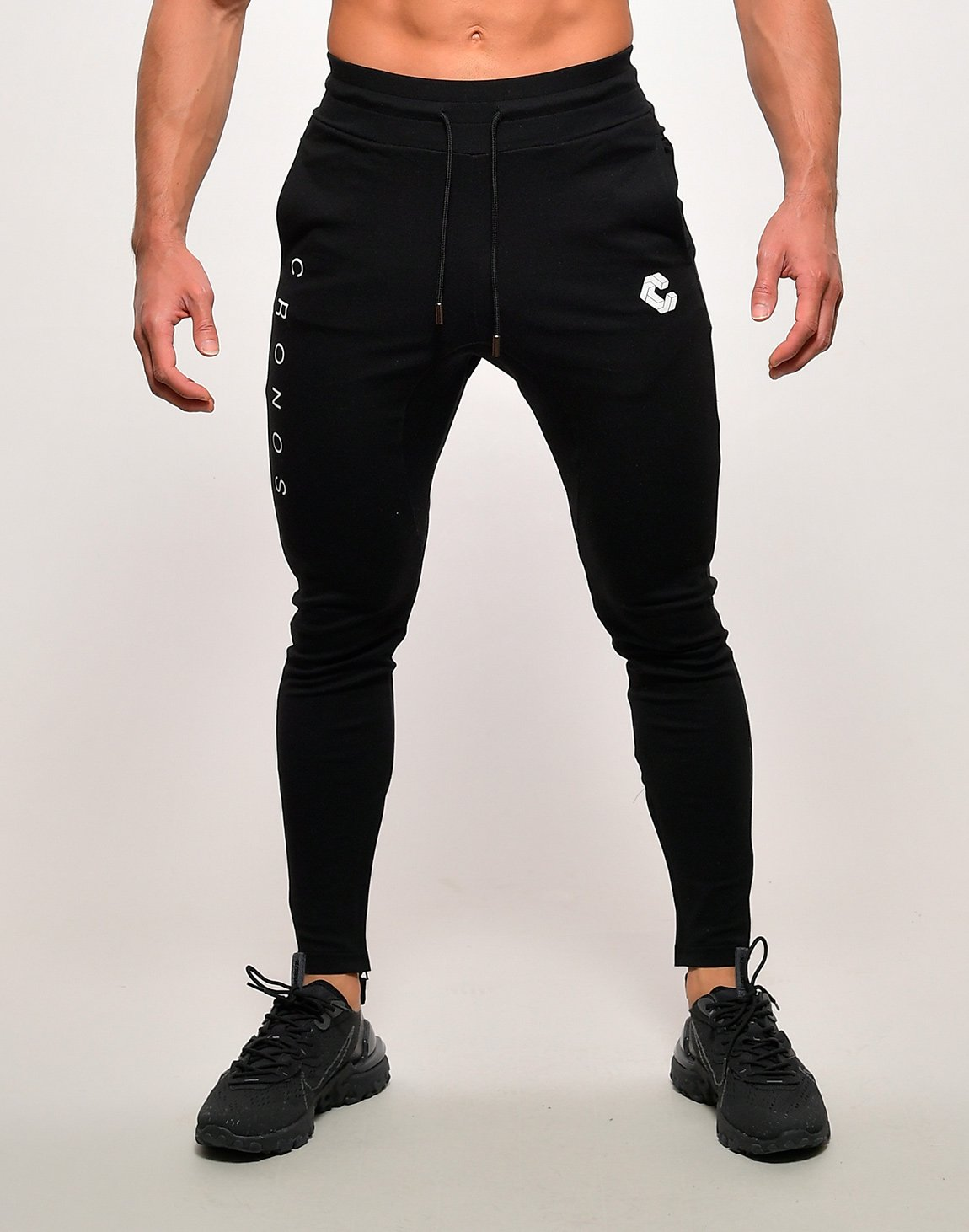 <img class='new_mark_img1' src='https://img.shop-pro.jp/img/new/icons1.gif' style='border:none;display:inline;margin:0px;padding:0px;width:auto;' />CRONOS SIDE FONT PANTS【BLACK】