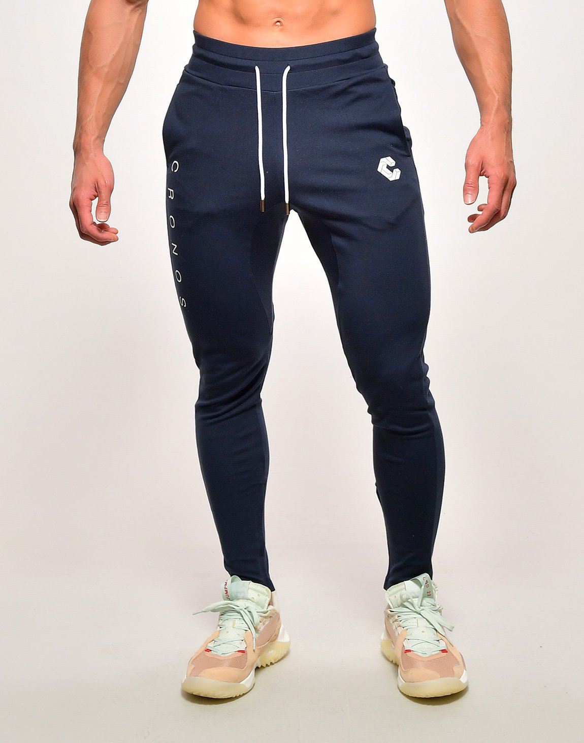 <img class='new_mark_img1' src='https://img.shop-pro.jp/img/new/icons55.gif' style='border:none;display:inline;margin:0px;padding:0px;width:auto;' />CRONOS SIDE FONT PANTS【NAVY】