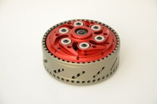 Slipper clutch for motorbike DUCATI 848 (48T) with Performance dry clutch kit