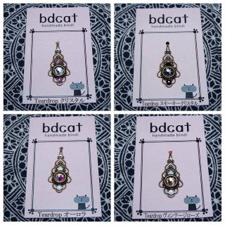 bdcat hand made bindi [TearDrop]雫型ビンディ全12色