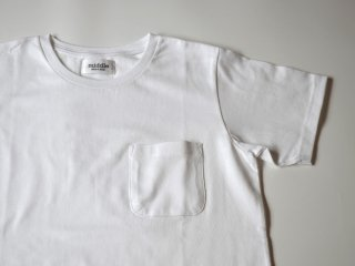 pocket t / WHITE
