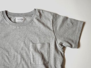 pocket t(lightweight) / GREY