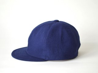 cotton linen bb cap / NAVY