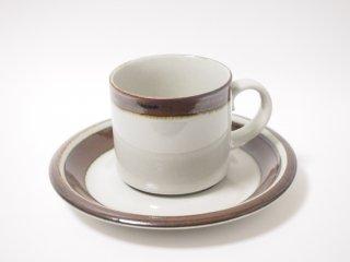 ARABIA  Karelia Demitasse Cup&Saucer
