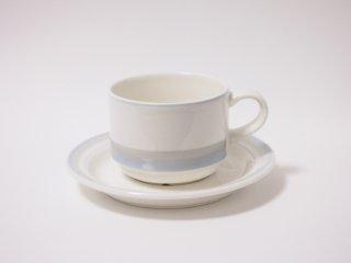 ARABIA  PALLAS Cup&Saucer