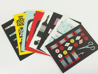 FINLAND ポストカード/8枚SET