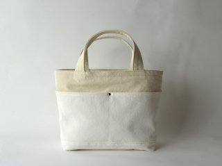 TEJIKA×middle POCKET TOTE /NATURAL