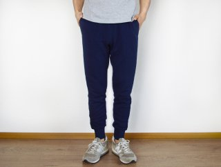 sweat pants / NAVY