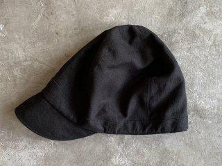 baker's cap / BLACK