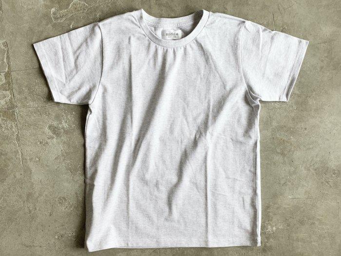 standard t-shirt / ASH GREY