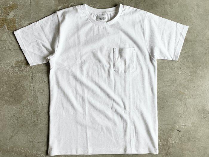standard poc t / WHITE