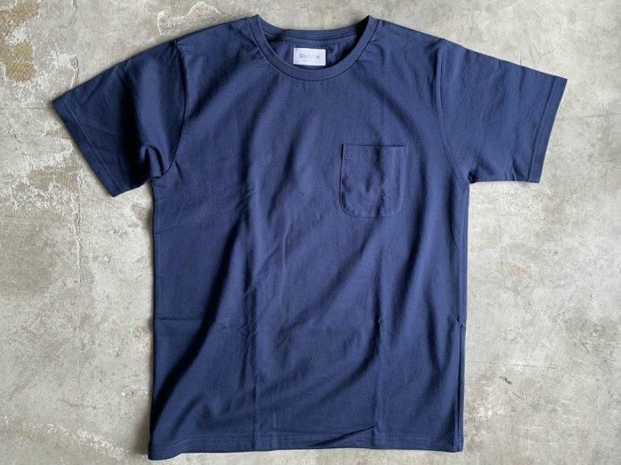 standard poc t-shirt / NAVY