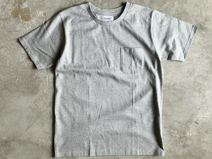 standard poc t-shirt / GREY