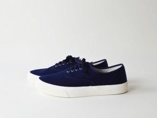 ASAHI DECK SHOES / NAVY