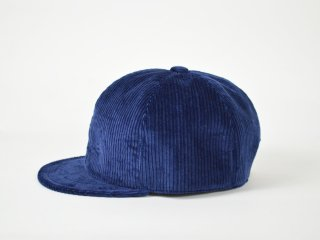 corduroy bb cap / NAVY