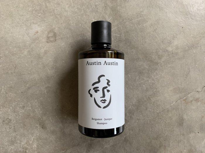 Austin Austin bergamot&juniper shampoo