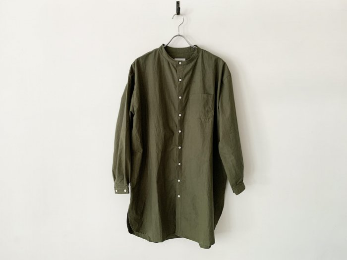 hcd cotton grandpa shirt /  OD