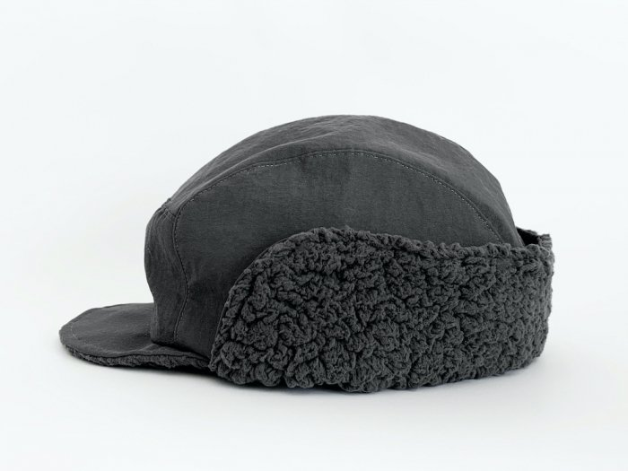 <img class='new_mark_img1' src='https://img.shop-pro.jp/img/new/icons8.gif' style='border:none;display:inline;margin:0px;padding:0px;width:auto;' />MD97 nylon boa hunter cap / GREY