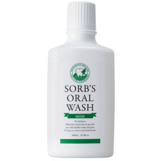 SORB'S ORAL WASH(洗口液) 500mL