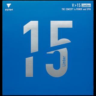 【VICTAS】V>15 リンバー (V>15 Limber)