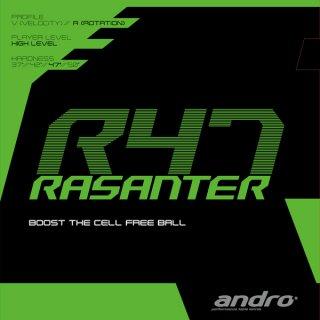【andro】ラザンター R47 (RASANTER R47)