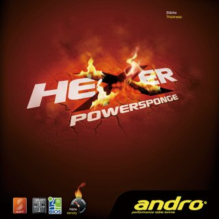 ヘキサー パワースポンジ(HEXER POWERSPONGE)