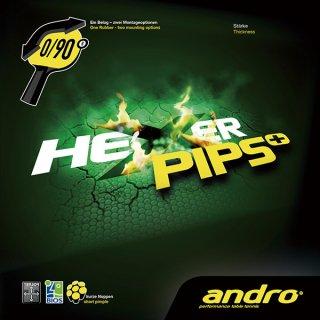 ヘキサー ピップス+(HEXER PIPS+)