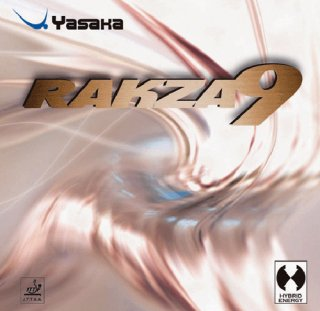 【Yasaka】ラクザ9 (RAKZA 9)