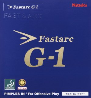 ☆卓活応援セール 35%OFF☆【Nittaku】ファスターク G-1 (FASTARC G-1)