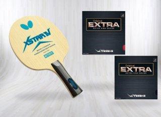 【期間限定・数量限定】入門~初心者におすすめ エクスター4 FL + オリジナルエクストラ 貼り合わせセット