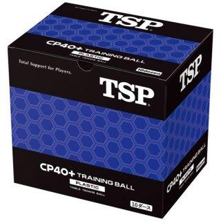 ☆応援セール38%OFF☆【TSP】CP40+ トレーニングボール 10ダース入