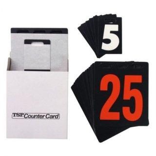 カウンター用カード(取替用)