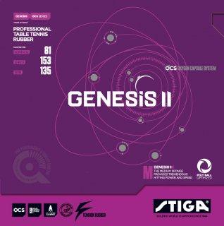 【STIGA】ジェネシス II スピン M (GENESIS II SPIN M)