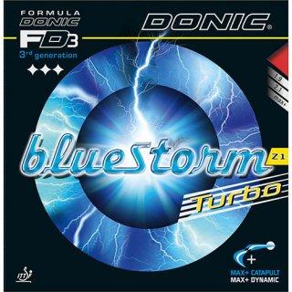【DONIC】ブルーストーム Z1 ターボ (BLUE STORM Z1 TURBO)
