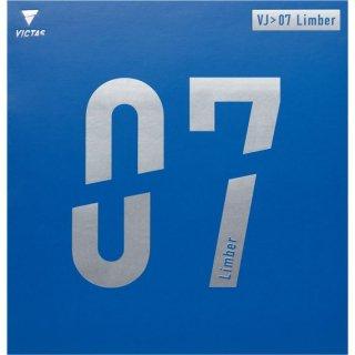 【VICTAS】VJ>07 リンバー (VJ>07 Limber)