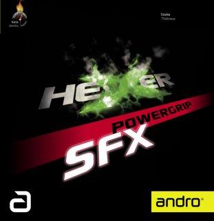 【andro】ヘキサー パワーグリップ SFX (HEXER POWERGRIP SFX)